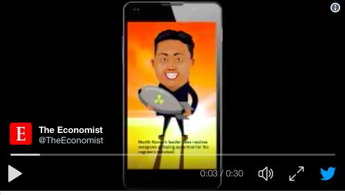 Snapchat propulse The Economist