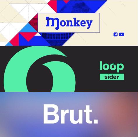 Les vidéos «à la Brut»se propagent