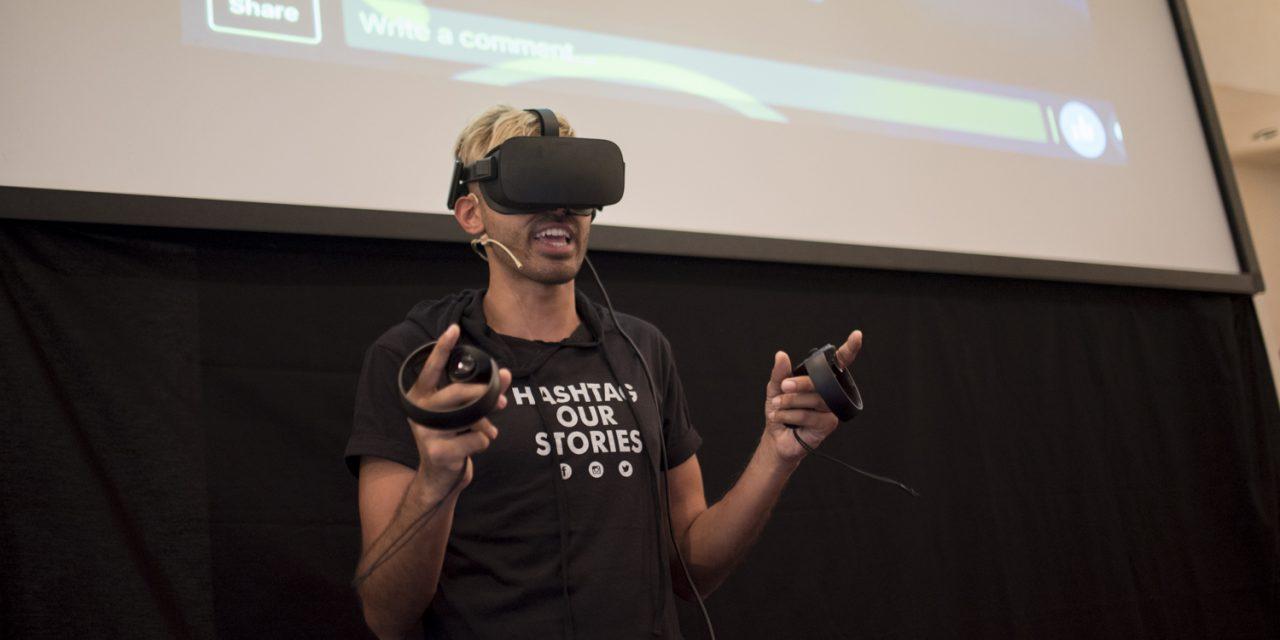 La réalité virtuelle, avenir du journalisme ?