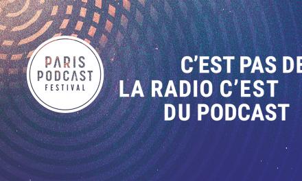 Succès public et critique pour la première édition du Paris podcast festival