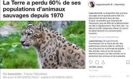 L'information visuelle propulsée par Instagram