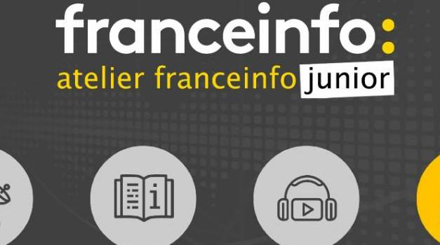 Lancement de l'application « L'atelier France Info Junior »