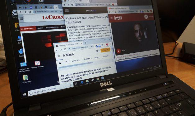 Internet augmente-t-il la défiance envers les médias?