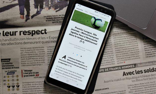 IA et journalisme sportif, comment ça marche?
