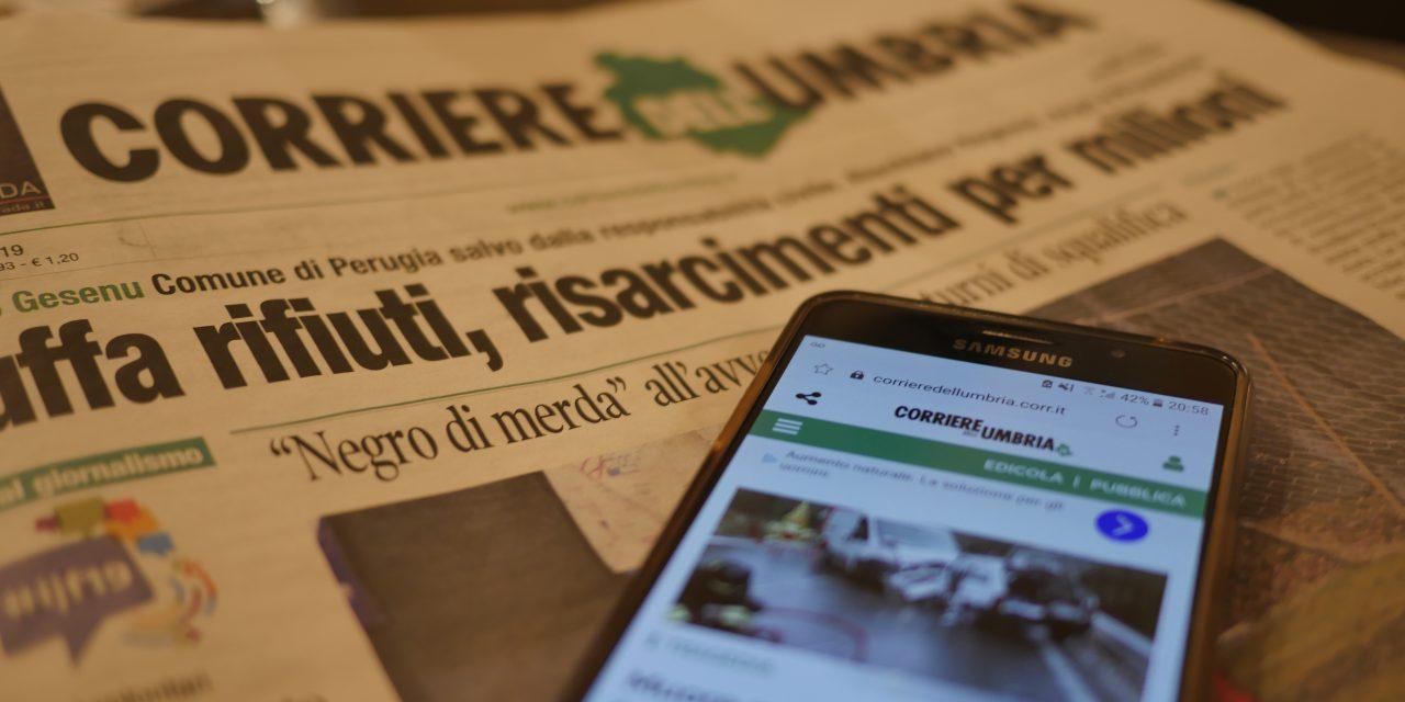 Transition numérique : le retard de la presse italienne