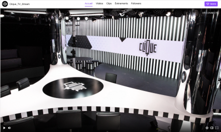 Clique TV s'exporte vers Twitch