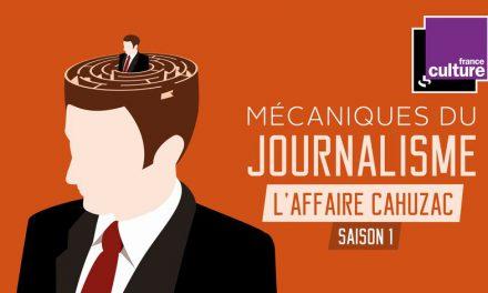 « Mécaniques du journalisme », la nouvelle série de podcasts de France Culture