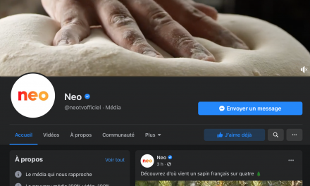 Bernard de La Villardière lanceNeo, un média digital 100% vidéo